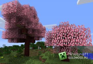 Trees++ v1.3.35 [SMP-SSP] для minecraft 1.2.5 + видео (Скачать бесплатно и без регистрации)