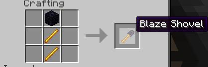 Мод Blaze Gear v1.4 для minecraft 1.2.5 + видео (Скачать бесплатно и без регистрации)