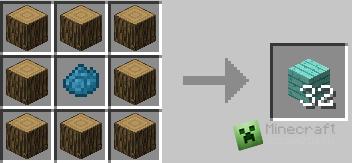 Мод Colored Wood Mod для minecraft 1.2.5 + видео (Скачать бесплатно и без регистрации)