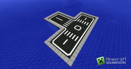 Мод Road Mod для minecraft 1.2.5 (Скачать бесплатно и без регистрации)