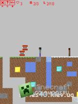 Скачать Minecraft Adventure: Легенда о Нотче для телефонов 240x320 (Скачать бесплатно и без регистрации)