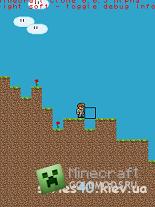 Скачать Minecraft 2D Clone на телефон 240x320 (Скачать бесплатно и без регистрации)