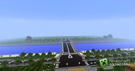 Карта Эйфелева Башня для minecraft 1.2.5 (Скачать бесплатно и без регистрации)