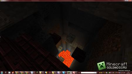 Карта Пирамида солнца. Часть первая для minecraft 1.2.5 (Скачать бесплатно и без регистрации)