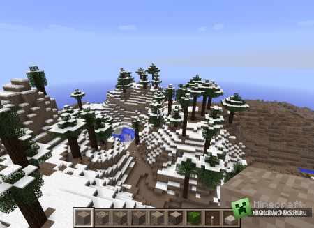 Текстур-пак Sepia [16x] для Minecraft 1.2.5 (Cкачать бесплатно и без регистрации)