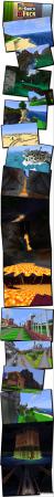 Текстур-пак The McKnack Pack [16x] для minecraft 1.2.5 (Скачать бесплатно и без регистрации)
