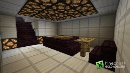 Скачать Тюрьма. Часть первая для minecraft 1.2.5 бесплатно
