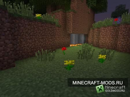 Скачать Побег из чёрного леса. Часть 1 для minecraft 1.2.5 бесплатно