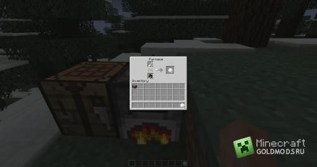 Скачать Glue Mod для minecraft 1.2.5 бесплатно