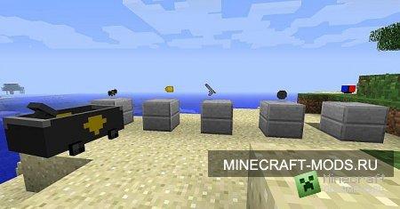 Скачать CopCraft для minecraft 1.2.5 бесплатно