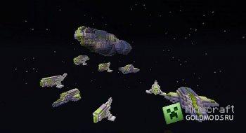 Скачать AfterCraft для minecraft 1.2.5 бесплатно