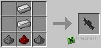 Скачать Grenades Plus для minecraft 1.2.5 бесплатно