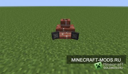 Скачать Burn для minecraft 1.2.5 бесплатно