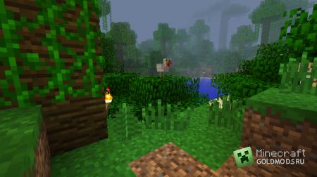 Minecraft опрос и новый моб джунглей