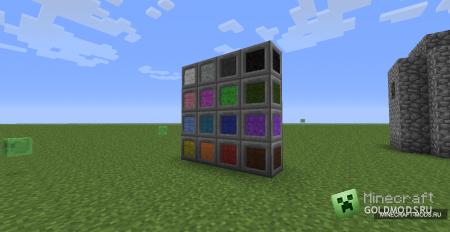 Скачать Minecraft Plus v0.1.0.1 для minecraft 1.2.5 бесплатно