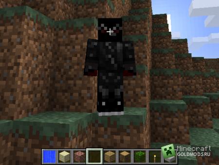 Как установить скин в Minecraft 1.4.7 пиратку