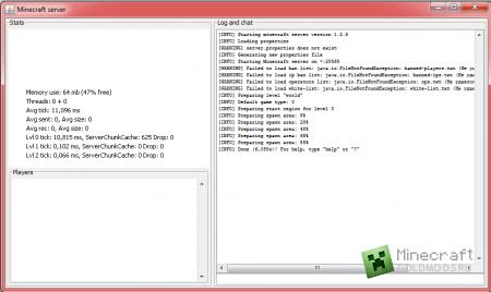 Как создать сервер Minecraft на Linux и Windows