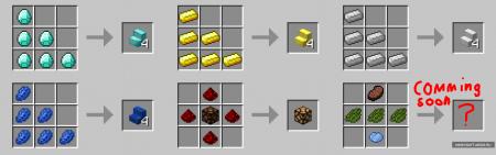 Скачать More Blocks v1.0.0 для minecraft 1.2.5 бесплатно