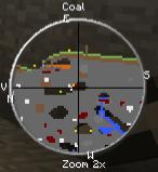 Скачать Ellian's MaterialDetector для minecraft 1.3.1 бесплатно