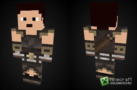Скачать скин Охотник для minecraft 1.3.1 бесплатно