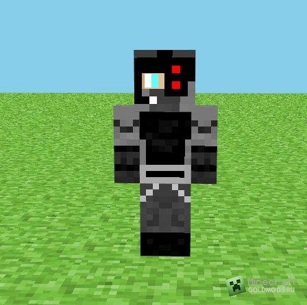 Скачать сплинтер 2 скина для minecraft 1.3.2 бесплатно