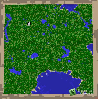 Скачать Spikitiger's Biome Selector для minecraft 1.3.2 бесплатно