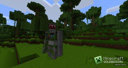 Скачать Minecraft 4Kids [128x/64x] для Minecraft 1.2.5 бесплатно