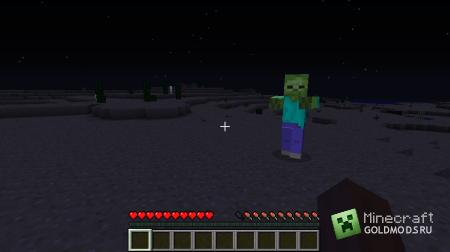 Скачать X-Ray Mod для Minecraft 1.3.1 Бесплатно