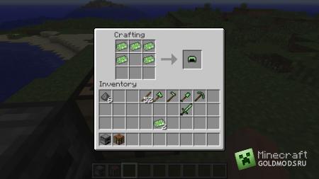 Скачать CreeperCraft для minecraft 1.3.1 бесплатно