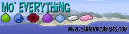 Скачать Mo' Everything для minecraft 1.3.1 бесплатно