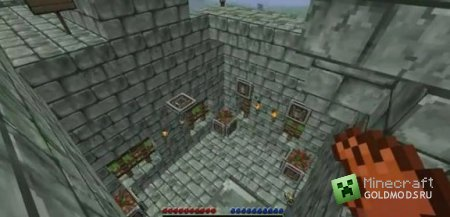 Скачать Freerunners для minecraft 1.3.1 бесплатно