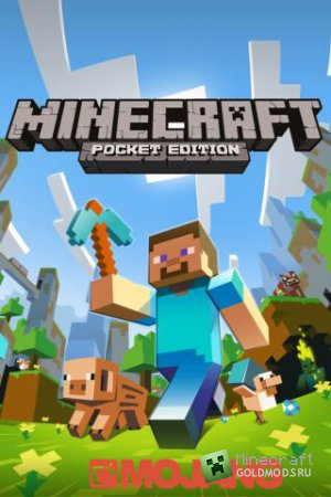 Скачать minecraft Pocket Edition 3D версия 0.1.3, 0.2.0, 0.2.1, 0.2.2, 0.3.0, 0.3.2