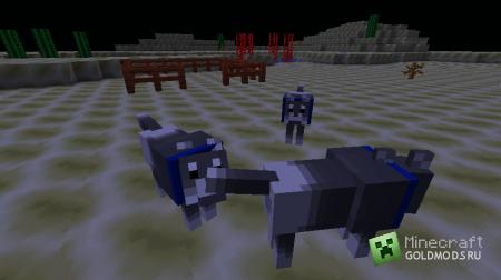 Скачать DragonCraft [32x] для minecraft 1.3.1 бесплатно