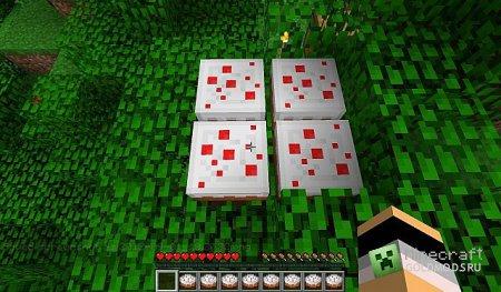 Скачать CakeDropper для Minecraft 1.3.2 бесплатно