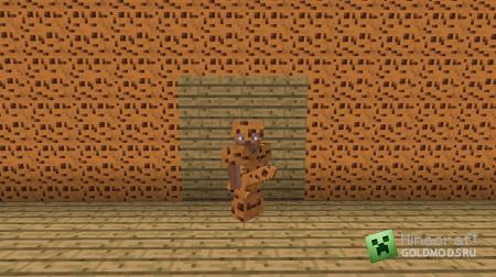 Скачать Cookie Mod для minecraft 1.3.2 бесплатно