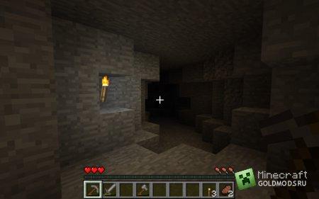Скачать Minecraft Is Too Easy (MITE) для minecraft 1.3.2 бесплатно