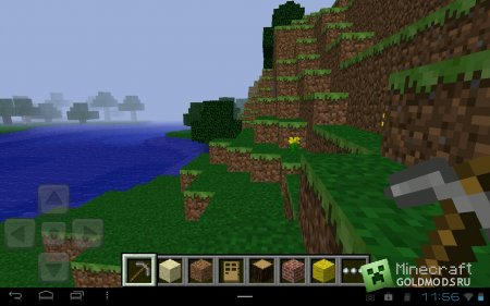 Скачать Minecraft Pocket Edition 0.4.0 бесплатно
