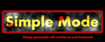 Скачать Simple-Mode [1.4.5] бесплатно