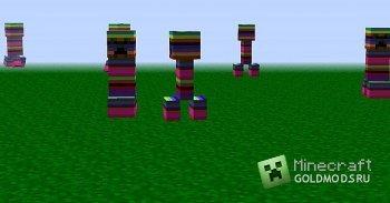 Скачать Color Creeper [16x][1.4.5] бесплатно