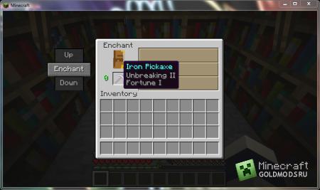 Better Enchanting v1.1 для minecraft 1.1.0 (Скачать бесплатно и без регистрации)