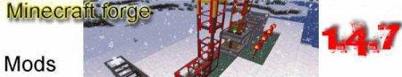 Скачать Minecraft forge v6.6.0 для minecraft 1.4.7 бесплатно