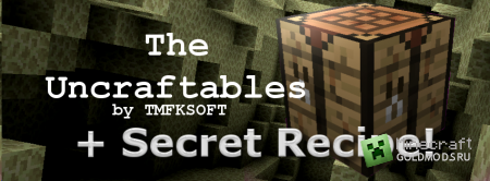 ������� The Uncraftables ��� minecraft 1.4.6 ���������