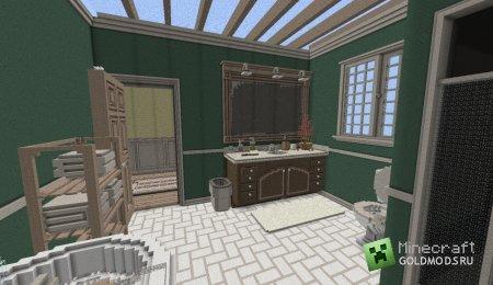 Скачать карту Great Cheese для minecraft 1.4.7 бесплатно