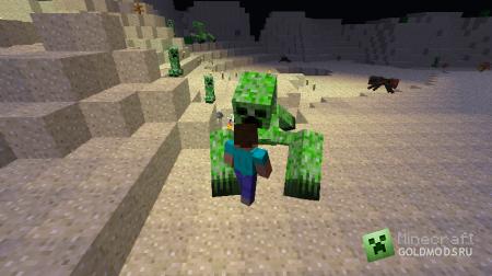 Cкачать Mutant creatures для minecraft 1.4.7 бесплатно