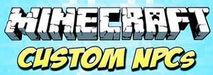 Скачать Custom NPCs  для  minecraft 1.5.1 бесплатно