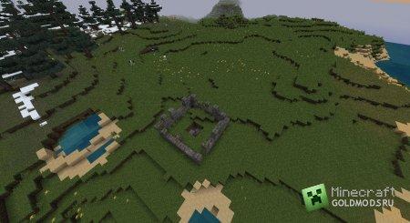 Скачать New Dungeons для minecraft 1.4.7 бесплатно