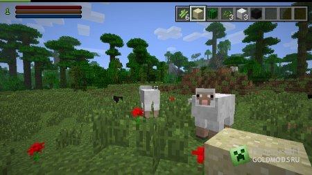 Скачать  Advanced Hud для Minecraft 1.4.7 бесплатно