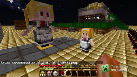 Скачать  Little Blocks для minecraft 1.4.7 бесплатно