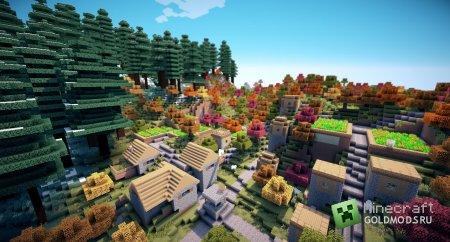 Скачать Шейдеры Sonic Ether's Unbelievable для minecraft 1.4.7 Бесплатно