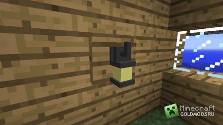 Скачать фонарь для minecraft 1.4.7 бесплатно